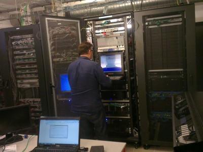 Service Transmission, Informatique et Téléphonie du SDIS 04
