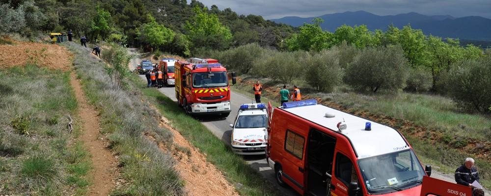 Devenir Sapeur Pompier Volontaire Du Service Santé Du Sdis 04