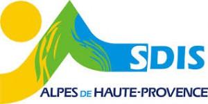 Logo du SDIS 04