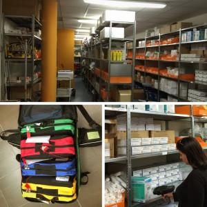 Pharmacie à Usage Intérieur (PUI) du SDIS 04