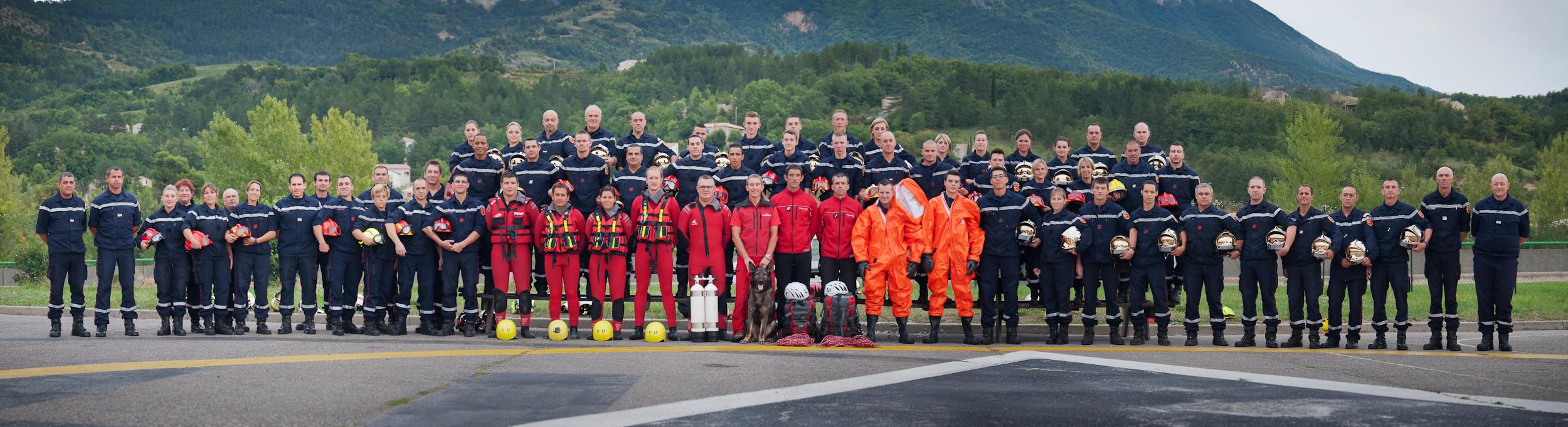 Sapeurs-pompiers de Digne-les-Bains