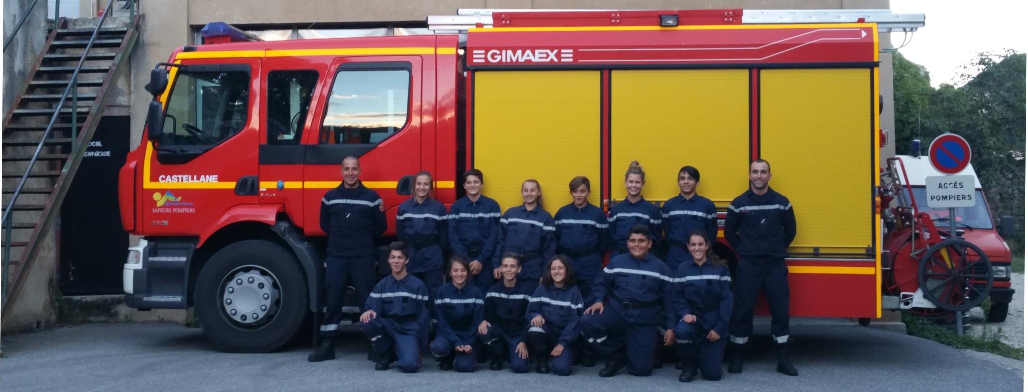 rencontre européenne des jeunes sapeurs pompiers